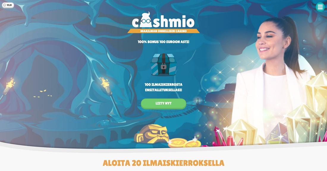 Cashmio-Casino-arvostelu