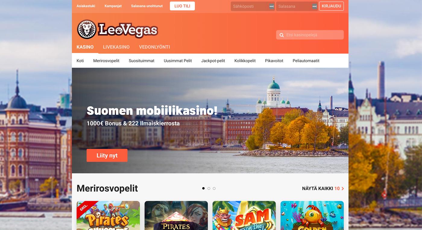 leo-vegas-casino-pelit