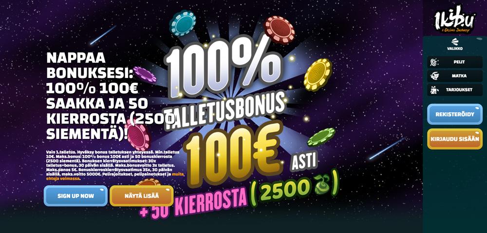 ikibu-casino-etusivu