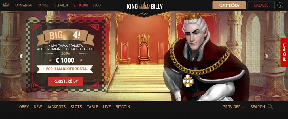 king-billy-casino