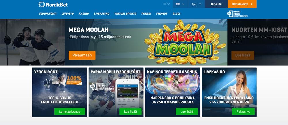 nordicbet-casino-esittely-sivustolta