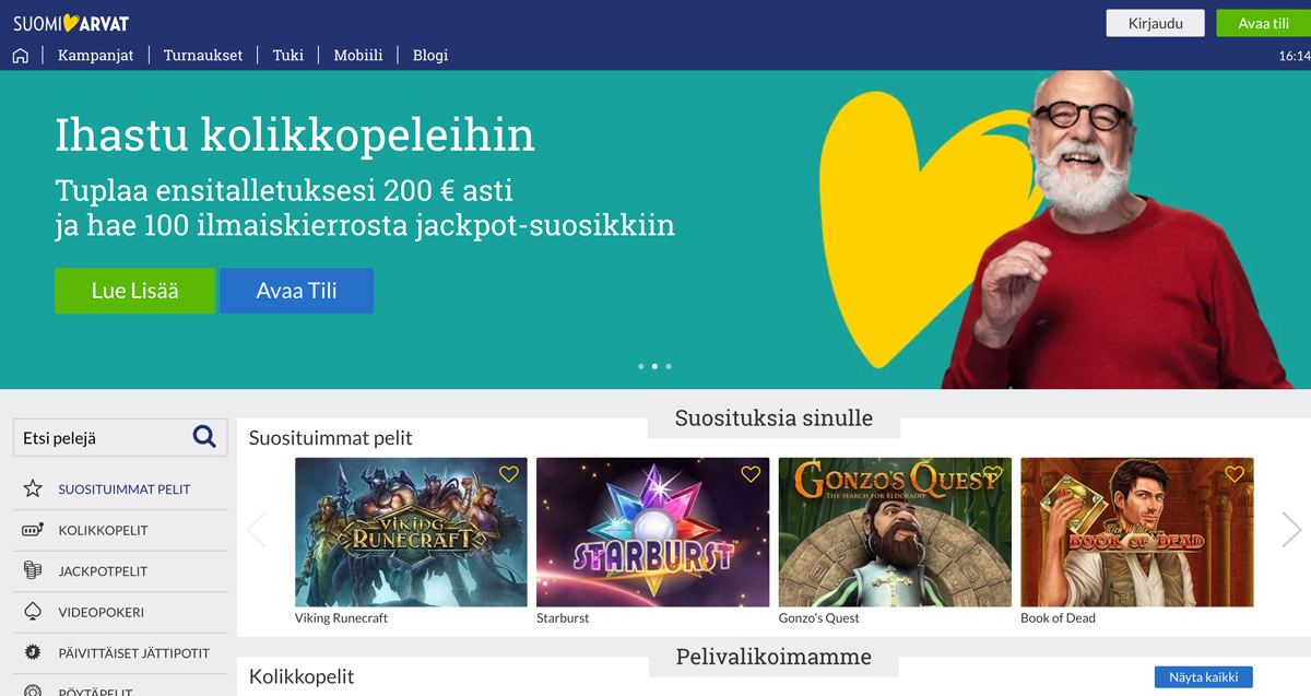 suomiarvat-etusivu