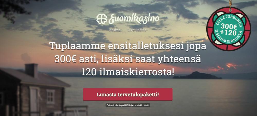 suomikasino-etusivu