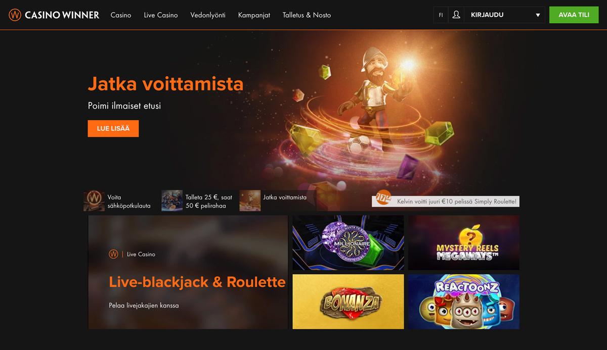 casino-winner-etusivu