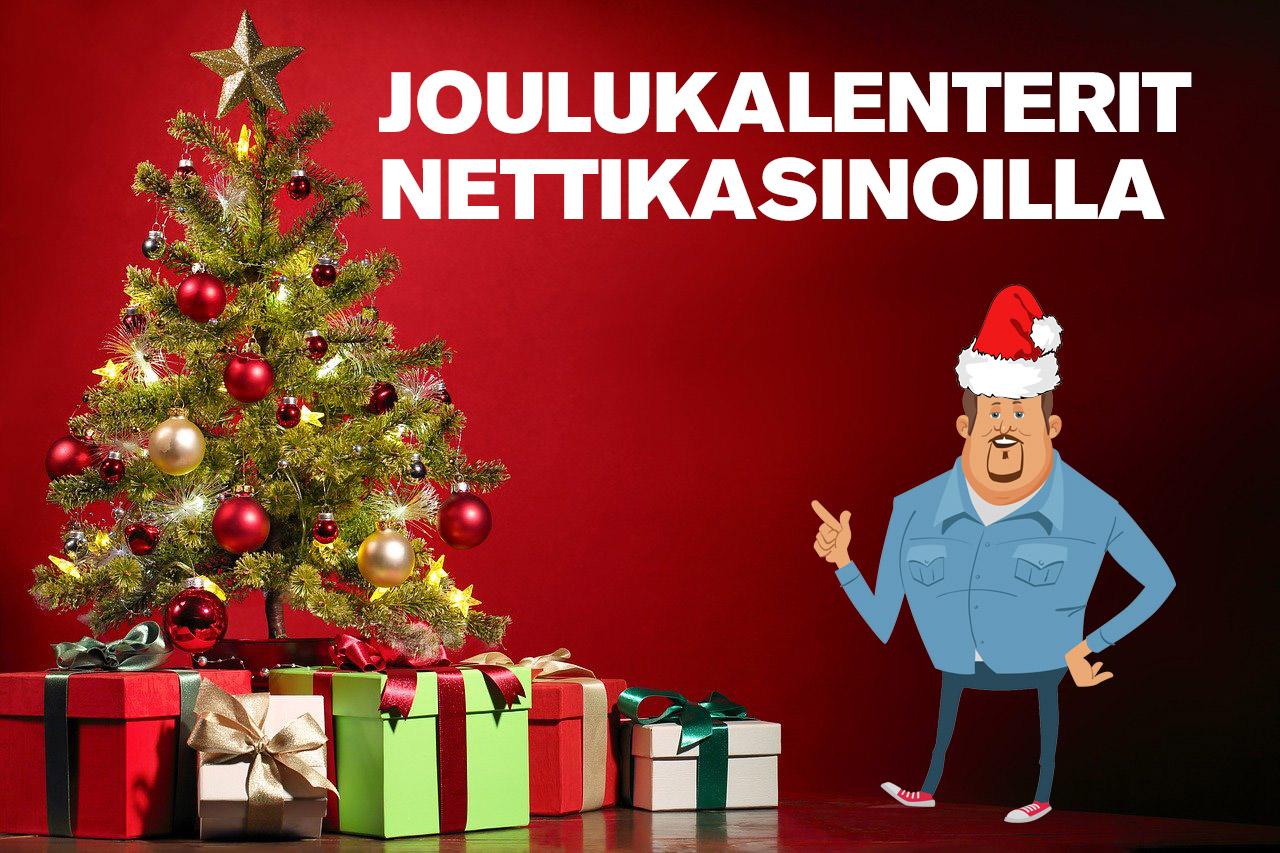 joulukalenterit-nettikasinoilla