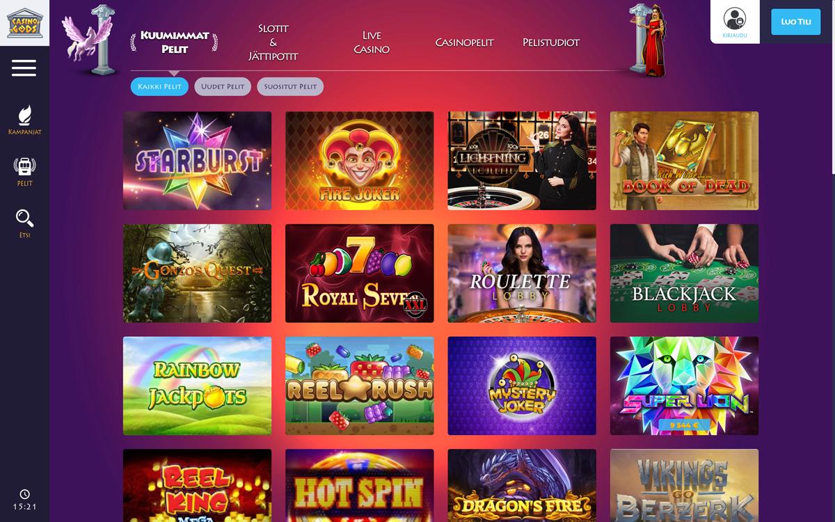 casino-gods-esittely